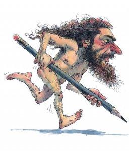 Julien Wolga ou le dessin de ses prochains et l'humour des possibles, mais pas seulement