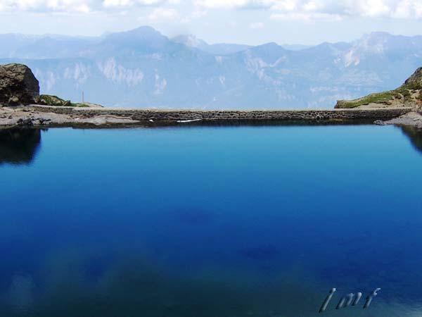 Naturisme et Lacs de montagne