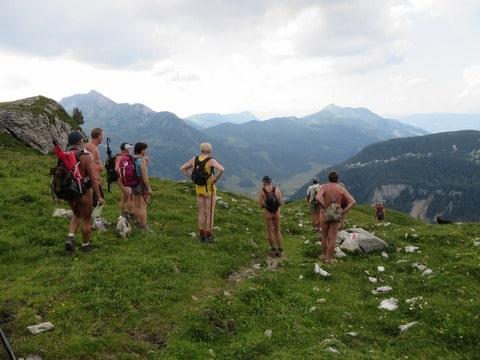 Newt 2018 – Naked European Walking Tour