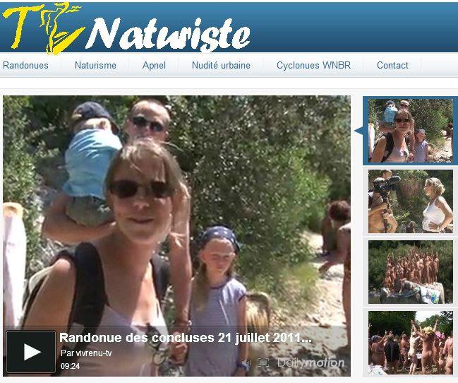 Randonue des Concluses 21 juillet 2011 partie 2 de 3