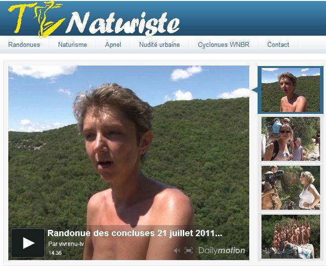 Randonue des Concluses 21 juillet 2011 partie 3 de 3