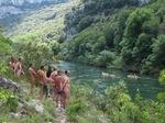 Descente des gorges de l'Ardèche (25-26 mai 2013)