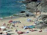 La Guimorais,(35) une plage ouverte au naturisme depuis1975