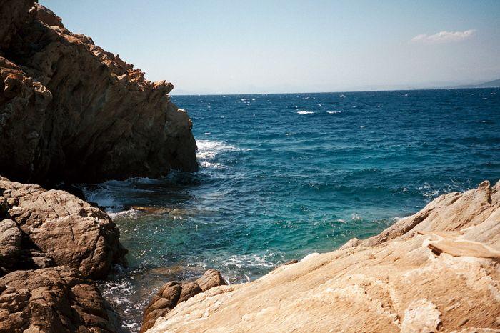 l'île du Levant
