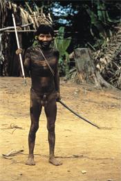 Les peuples primitifs et la nudité