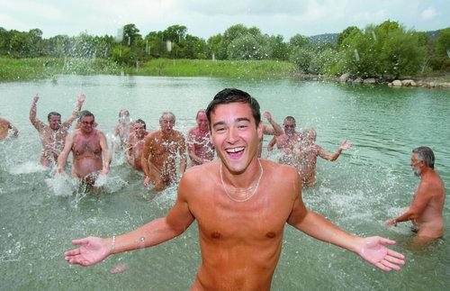 Ma journée d'initiation au naturisme au lac de St-Cassien