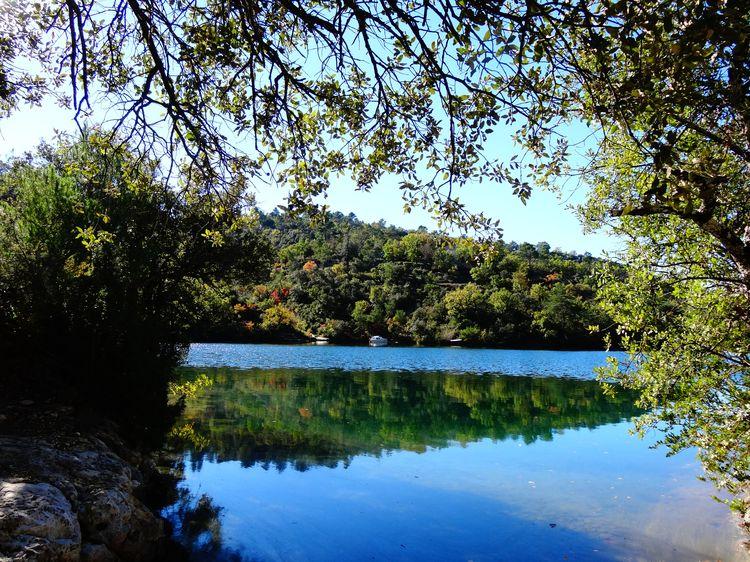 Domaine naturiste Verdon Provence
