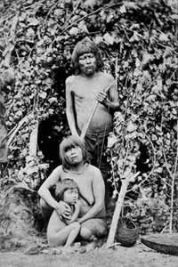 La disparition de l´éthnie Yaghan peuple primitif du Chili