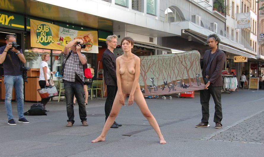 Festival du corps nu et de la liberté 2015 et 2018