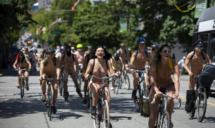 La WNBR de Vancouver (canada) du 12-06-2021