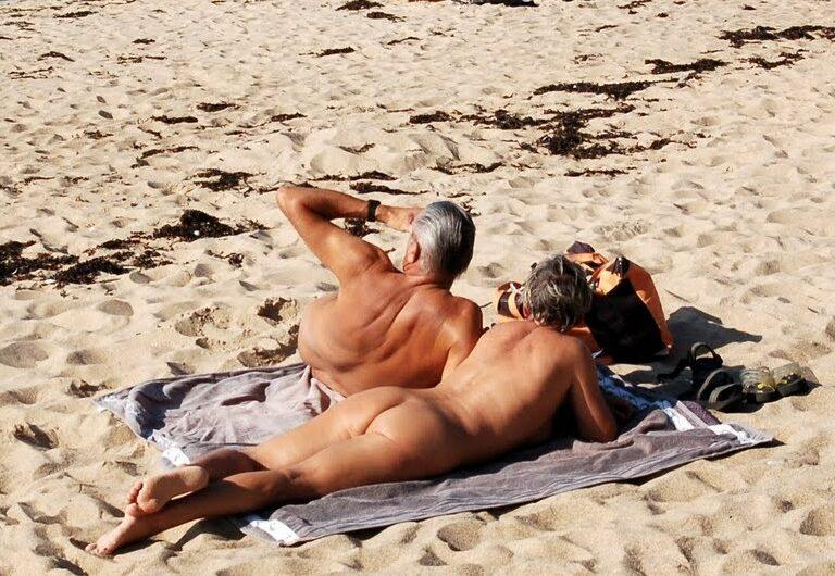 A la plage de La Guimorais : « Je suis naturiste comme d'autres sont catholiques