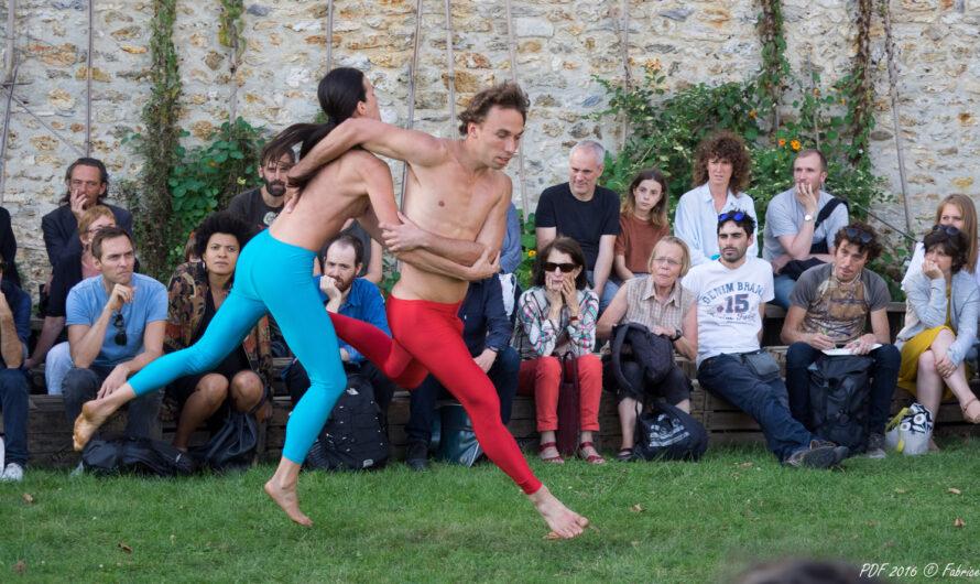 Danse  au Potager du Roi à Versailles